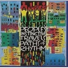 A Tribe Called Quest : People's Instinctive Travels And The (CD)