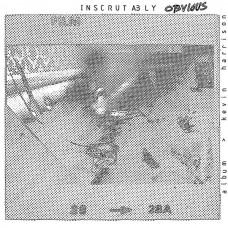 Kevin Harrison : Inscrutably Obvious (Vinyl)