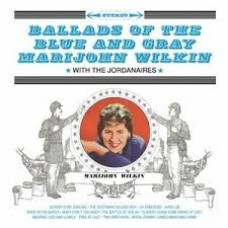Wilkin, Marijohn With The Jordanaires : Ballads Of The Blue And Gray (CD)