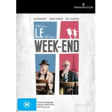 Le Week-End : Le Week-End (Blu-Ray DVD)
