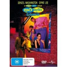 Mo' Better Blues : Mo' Better Blues (DVD)