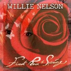 Willie Nelson : First Rose Of Spring (Vinyl)