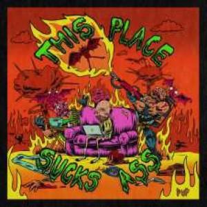 "Pup : This Place Sucks Ass (12 Single)"""