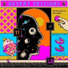 Desert Sessions : Vol 11 and 12 (Vinyl)