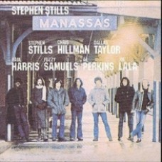 Stephen Stills : Manassas (CD)