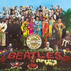 Beatles : Sgt. Peppers Lonely Hearts Club Band (Vinyl)