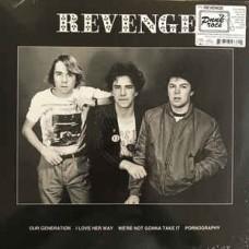 """Revenge : Revenge (12 Single)"""""""