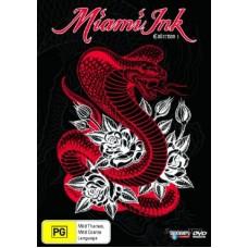Miami Ink: Collection 1 3DVD : Miami Ink: Collection 1 3DVD (DVD) Second Hand