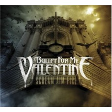 Bullet For My Valentine : Scream Aim Fire (CD) Second Hand
