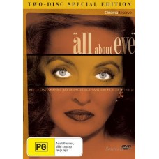 All About Eve: Two-Disc Special Edition : All About Eve: Two-Disc Special Edition (DVD) Second Hand