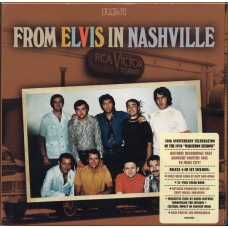 Elvis Presley : From Elvis In Nashville: 4CD (CD Box Set)