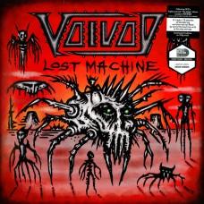 Voivod : Lost Machine-Live (Vinyl)