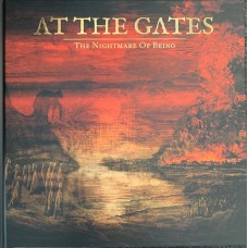 At The Gates : Nightmare Of Being: 2LP + 3CD (Vinyl Box Set)