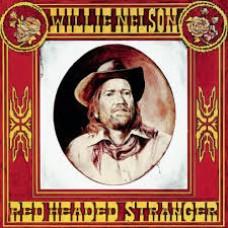 Willie Nelson : Red Headed Stranger (CD)