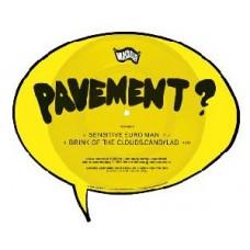 "Pavement : Sensitive Euro Man (7 Single)"""