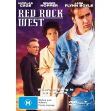 Red Rock West : Red Rock West (DVD) Second Hand
