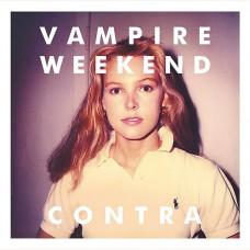 Vampire Weekend : Contra (CD)