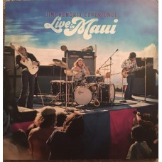 Jimi Hendrix : Live In Maui: Lp + Blu-Ray (Vinyl Box Set)