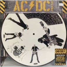 """Ac/Dc : Through The Mists Of Time / Witch's (12 Single)"""""""
