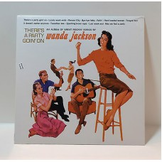 Wanda Jackson : There's A Party Goin' On (Vinyl) Second Hand