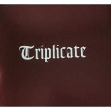 Bob Dylan : Triplicate: 3CD (CD Box Set)