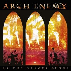 Arch Enemy : As The Stages Burn!: Dvd + Cd (DVD Box Set)