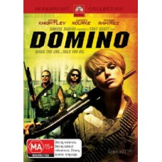 Domino : Domino (DVD) Second Hand