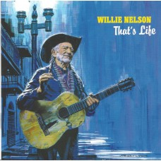 Willie Nelson : That's Life (CD)