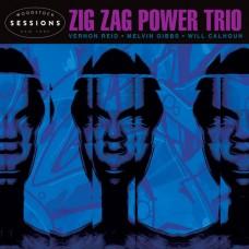 Zig Zag Power Trio : Woodstock Sessions (Vinyl)