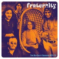 Fraternity : Bon Scott Sessions 1971-72 (Vinyl Box Set)