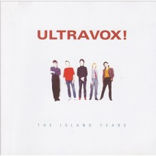 Ultravox : Island Years (CD) Second Hand