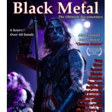 Black Metal: The Ultimate Documentary : Black Metal: The Ultimate Documentary (Blu-Ray DVD)
