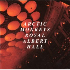 Arctic Monkeys : Live At The Royal Albert Hall: 2CD (CD)