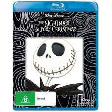 Nightmare Before Christmas: Blu-Ray 3D + : Nightmare Before Christmas: Blu-Ray 3D + (Blu-Ray DVD)