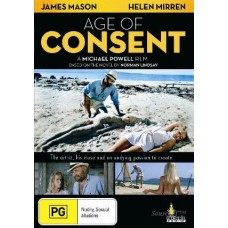 Age Of Consent : Age Of Consent (DVD)