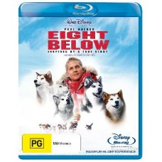 Eight Below : Eight Below (DVD) Second Hand