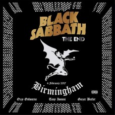 Black Sabbath : End (Vinyl Box Set)