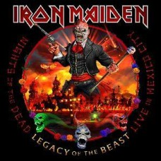 Iron Maiden : Nights Of The Dead: Legacy Of The Beast (Vinyl Box Set)
