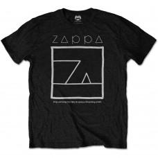 Frank Zappa : Drowning Witch (Black) (T-Shirt)
