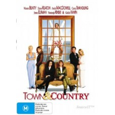 Town and Country : Town and Country (DVD) Second Hand