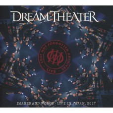 Dream Theater : Lost Not Forgotten Archives: Images And (CD Box Set)