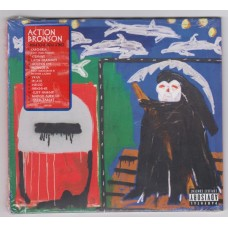 Action Bronson : Only For Dolphins (CD)