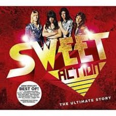 Sweet : Action: The Ultimate Story 2CD (CD)