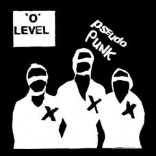 'o' Level : Pseudo Punk (Vinyl)