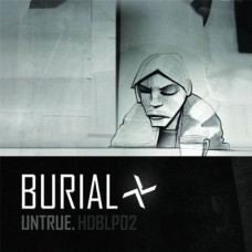 Burial : Untrue (Vinyl)