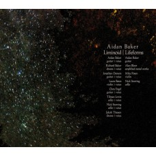 Adrian Baker : Liminoid | Lifeforms (CD) Second Hand
