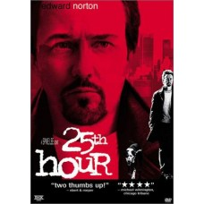 25TH Hour : 25TH Hour (DVD) Second Hand