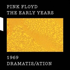 Pink Floyd : Early Years 1969 Dramatis/Ation: 2CD + (DVD Box Set)