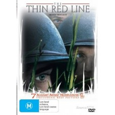 Thin Red Line : Thin Red Line (DVD) Second Hand