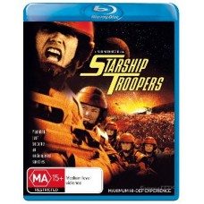 Starship Troopers : Starship Troopers (DVD) Second Hand